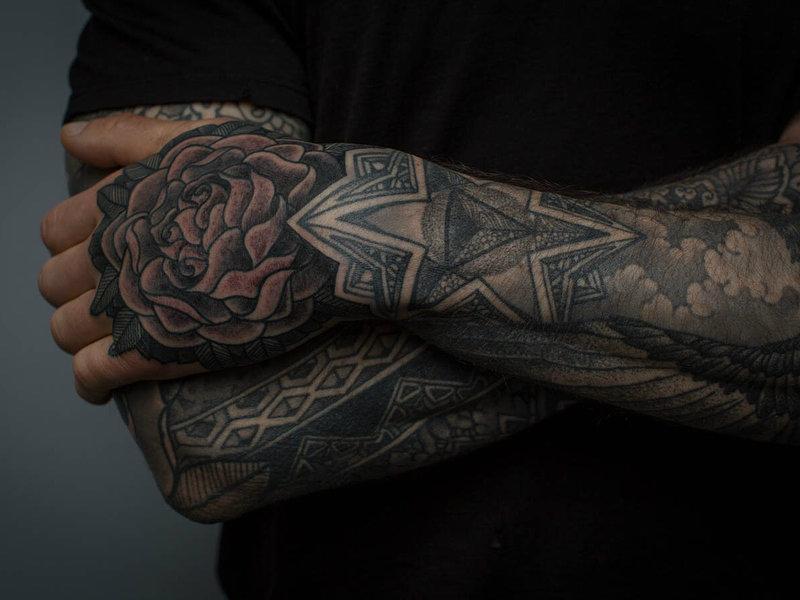 5 Badass Tattoo Artists You Need to Know