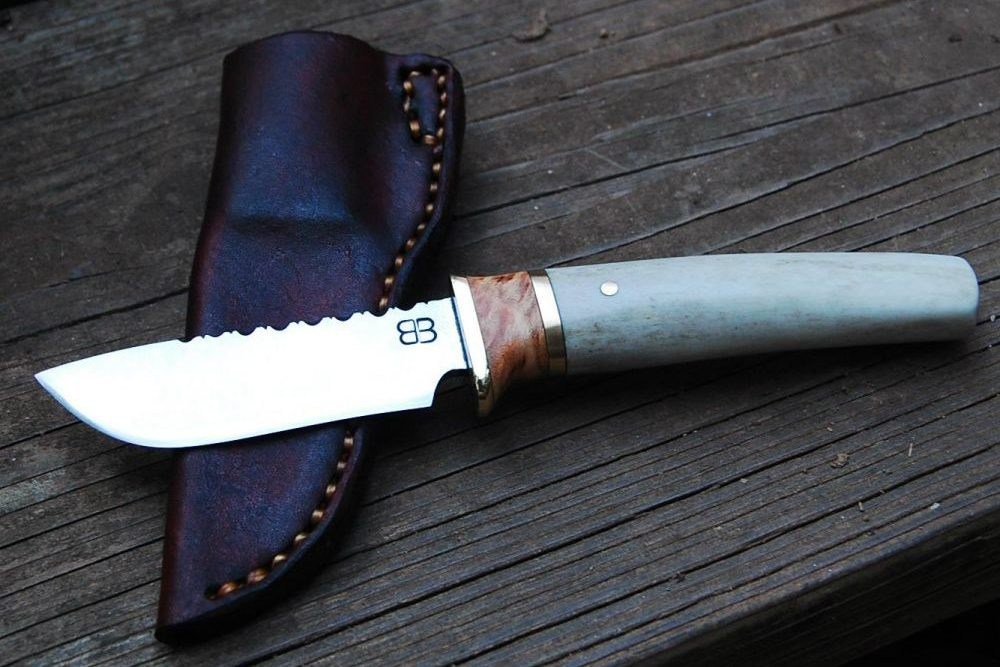 Because an Ordinary Knife Won't Cut It