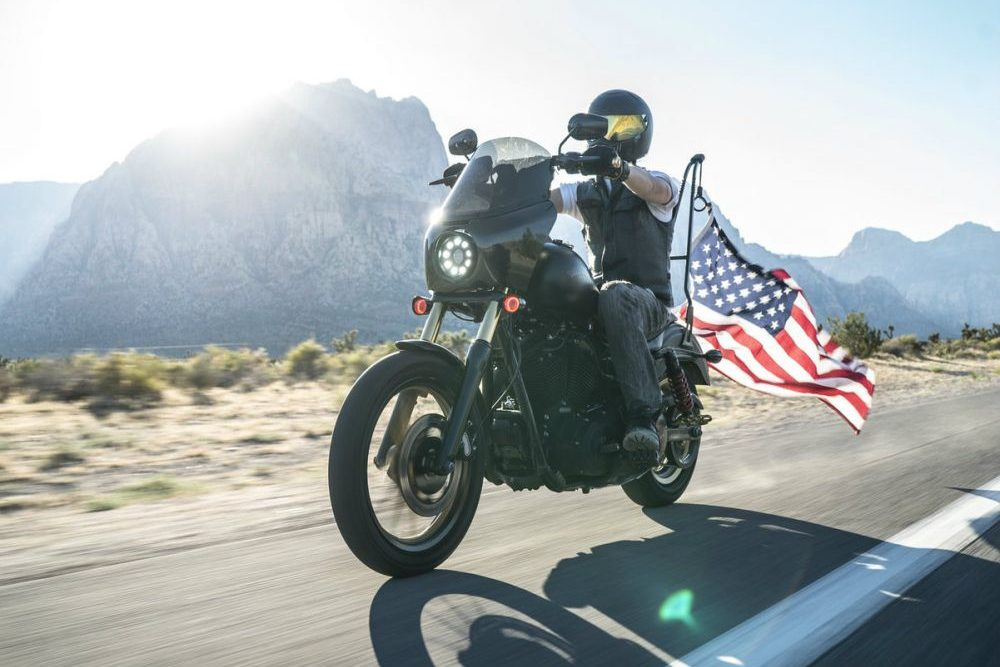 5 U.S. Motorcycle Rides to Satisfy Your Rebel Spirit