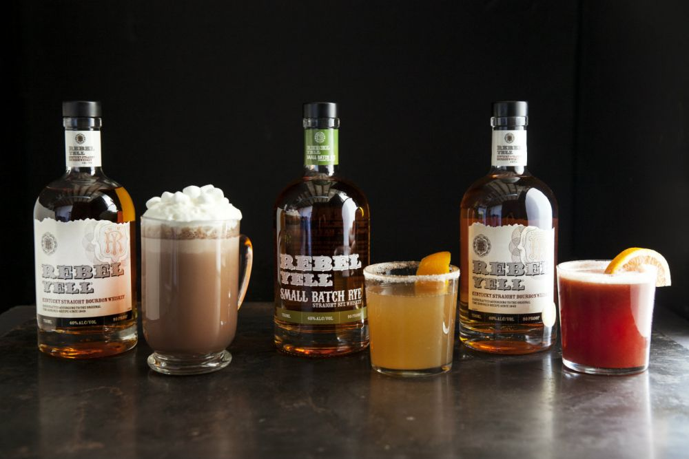 3 Bourbon Drinks to Beat the Winter Blues