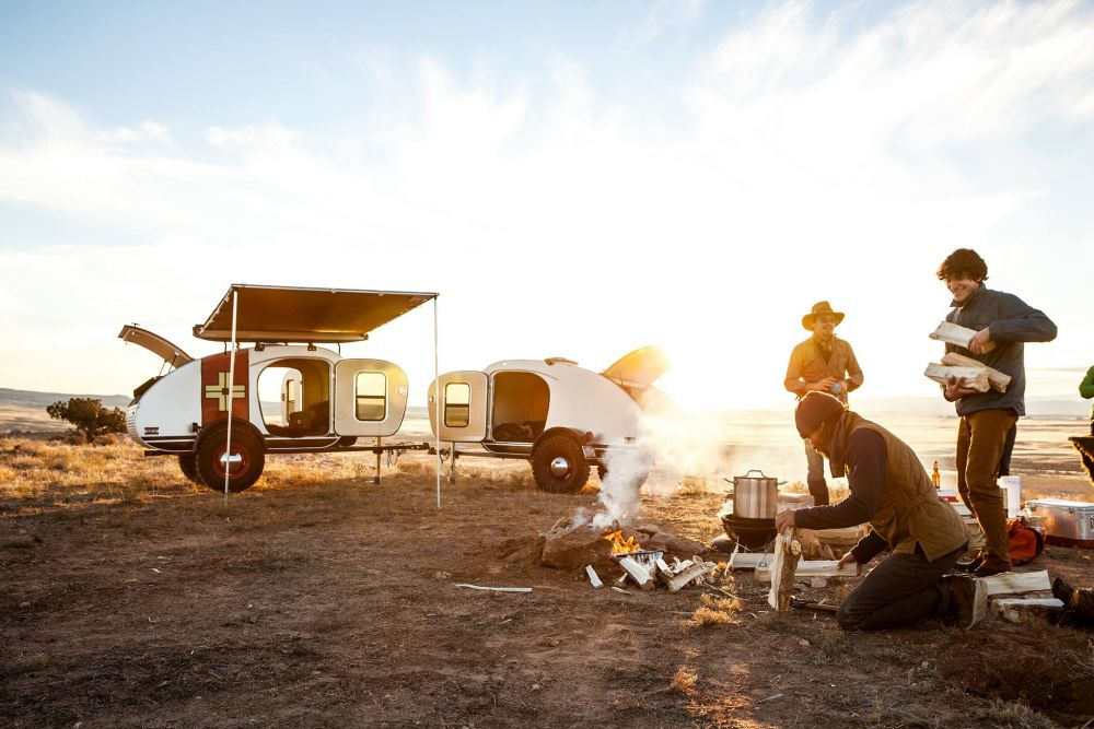 Custom-Built Campers to Fuel Your Spirit of Adventure