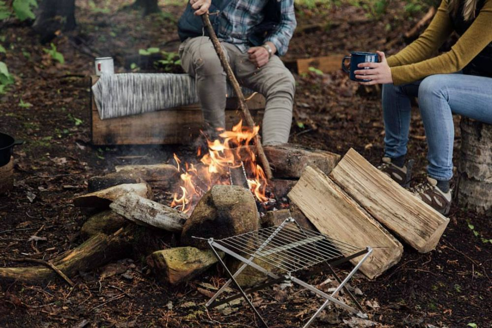 A Rebel's Survival Guide to Camping