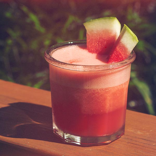 Ginger Watermelon Slush Image