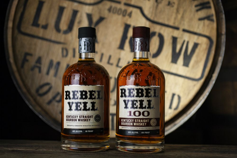 Meet the New Rebel 100 (As in 100 Proof Bourbon)