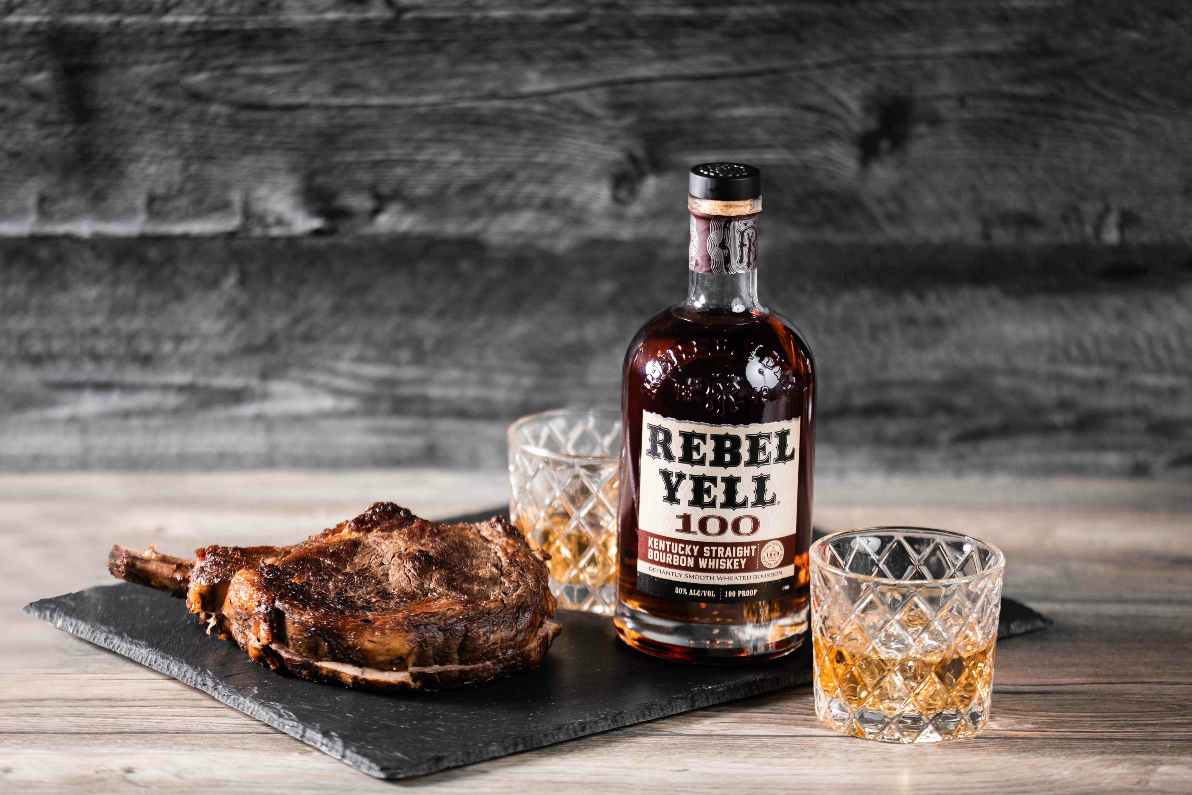 The Best Rebel Bourbon for Every Holiday Spread