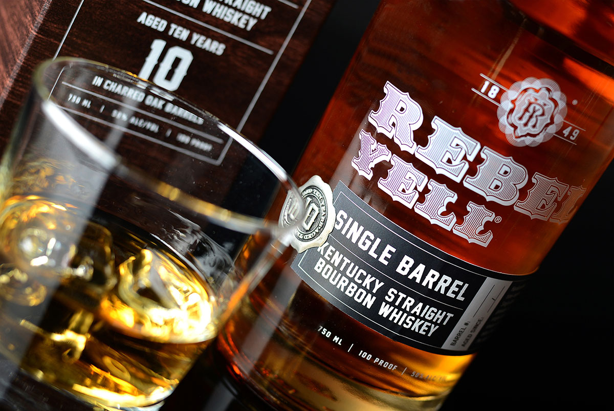 The 2020 Rebel Bourbon 10-Year Single Barrel Is Here