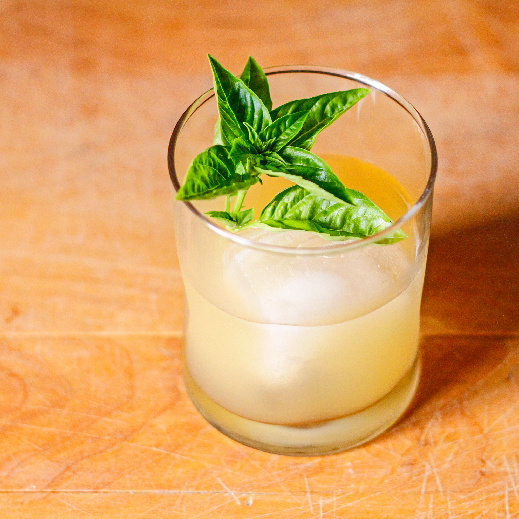 Ginger Basil Smash Image