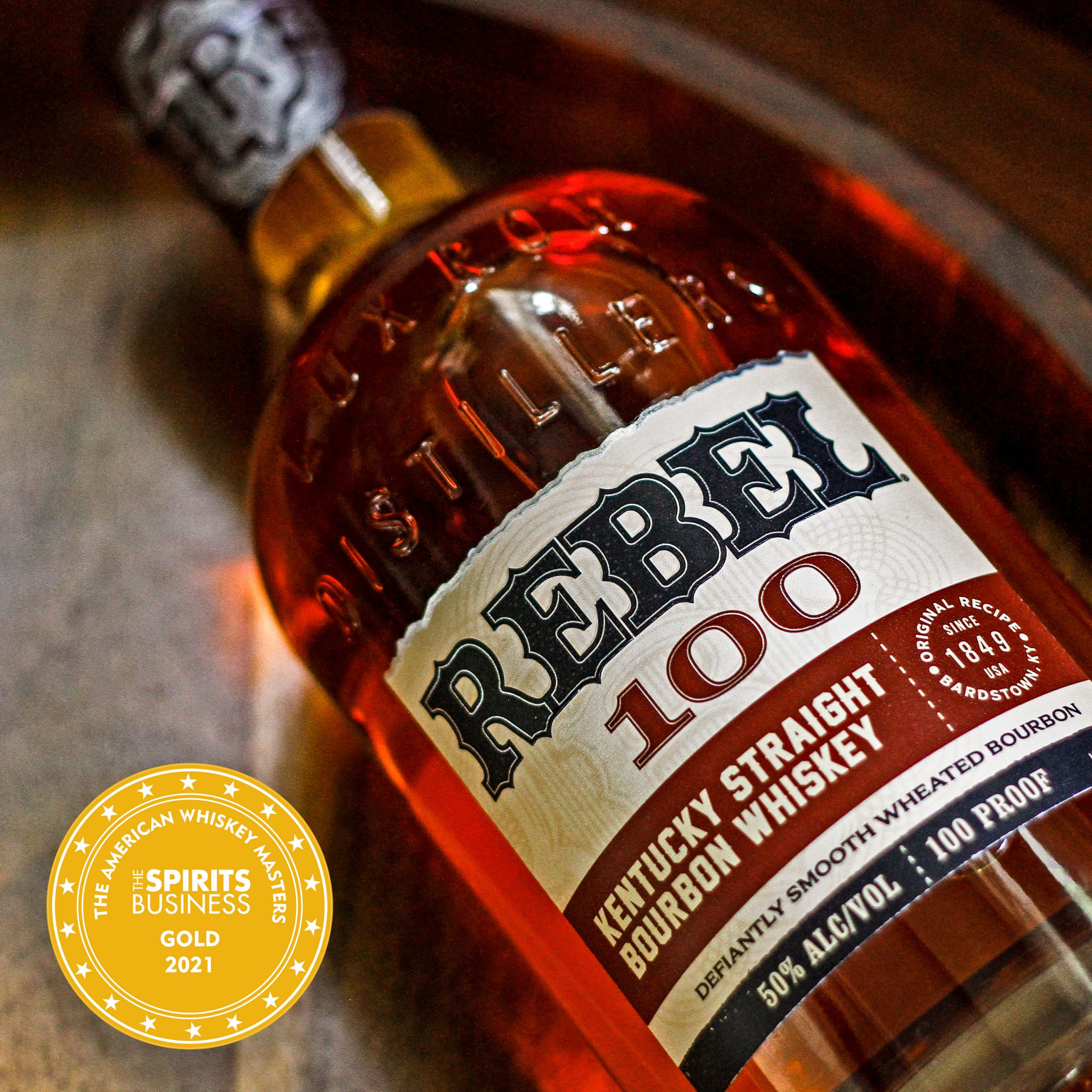 Rebel 100 Bourbon is Here! And Hell Yeah You Should Care
